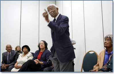 Plaintiffs urged to persevere
