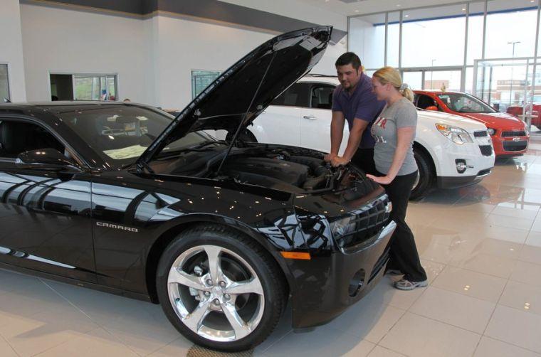 Keystone Chevrolet Renovates Dealership Facility