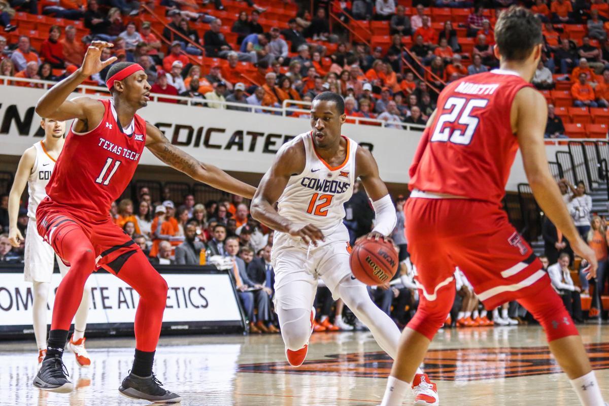 130941f7a478 OSU basketball  Cowboys have no answer against No. 15 Texas Tech ...