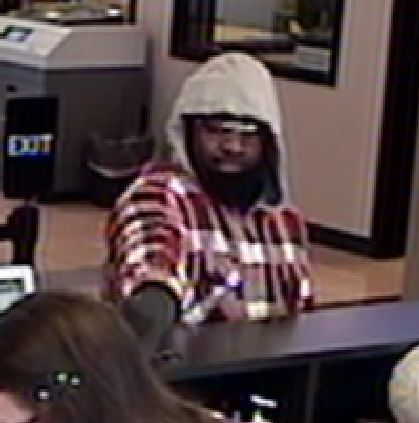 Update: Surveillance images released in south Tulsa bank robbery