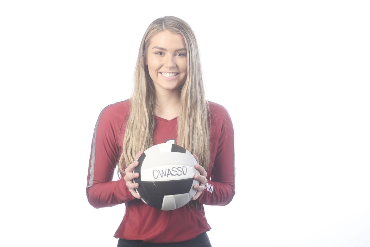 All-World volleyball: Meet the finalists for player of the