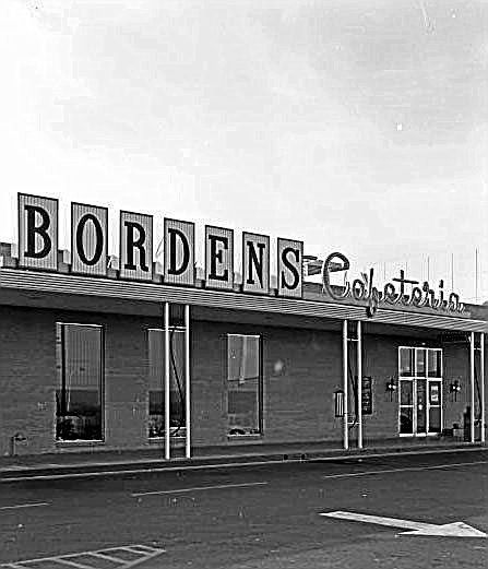 Ford Of Tulsa: Throwback Tulsa: Bordens Cafeterias Fed Hungry Tulsans For