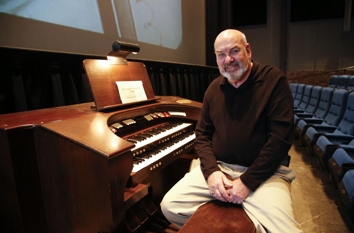 Bill Rowland/organ