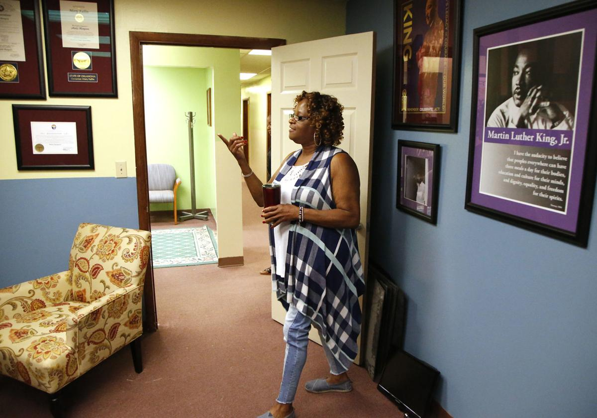 Agency visibility: Outpatient mental health counselors put