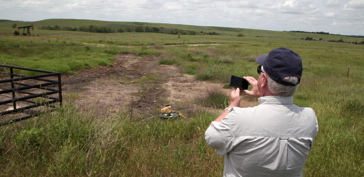 TU research at Tallgrass Prairie Preserve changes oil