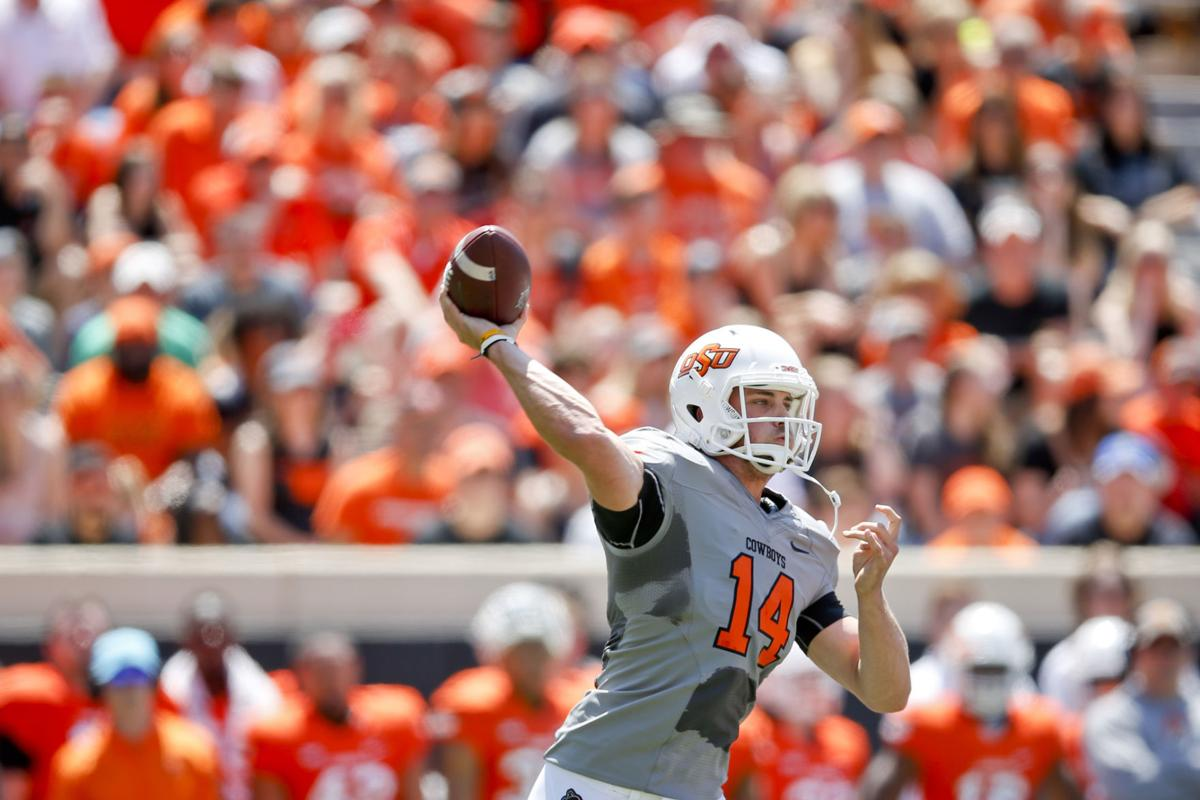 Osu Spring Game Notebook Taylor Cornelius Shows Flashes Of Ability