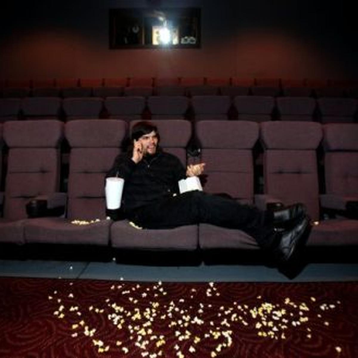 Bad Manners Foul Behavior Abound At Movie Theaters Movies Tulsaworld Com