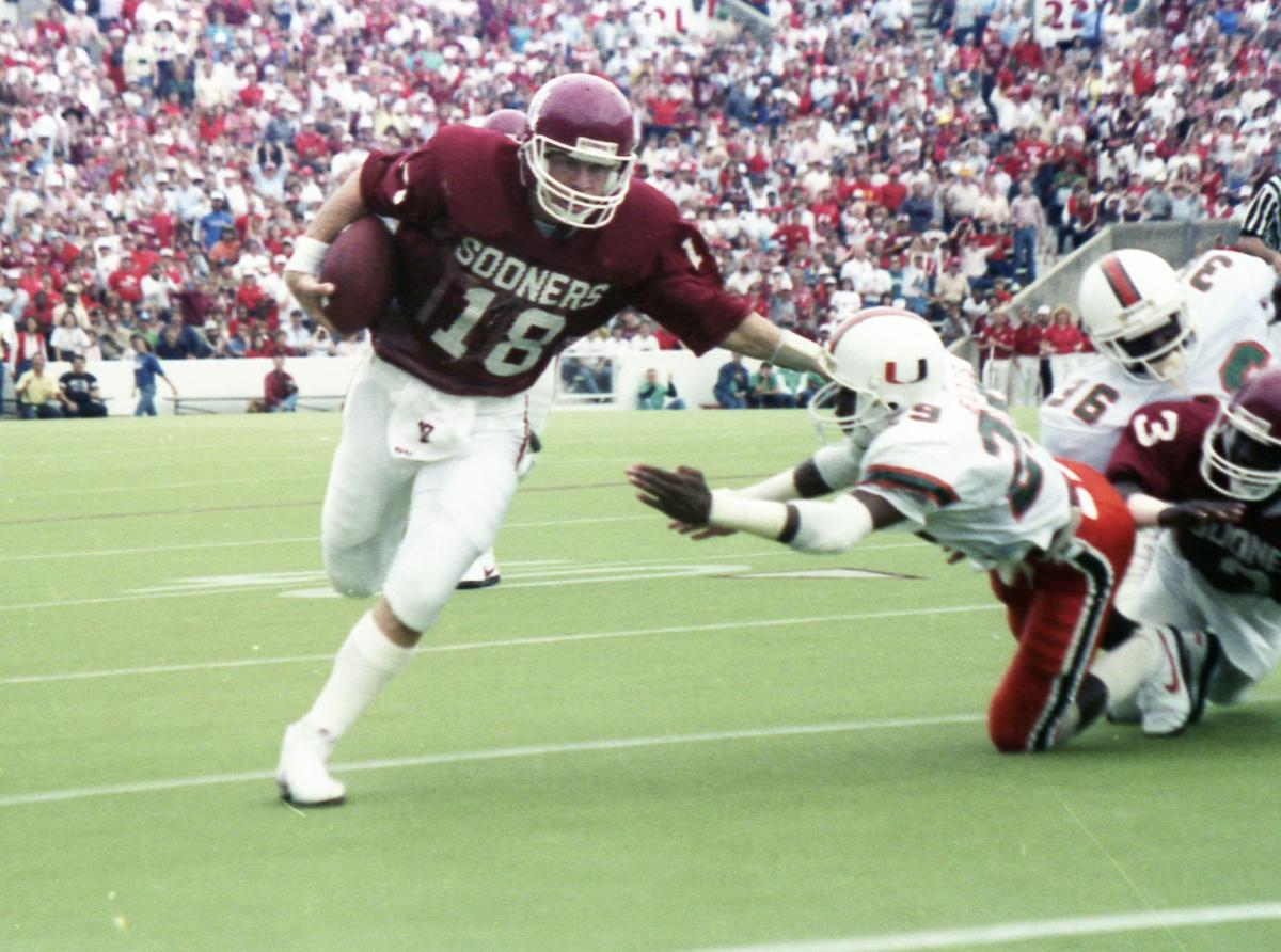 Photo Gallery Soon To Be Oklahoma Hall Of Famer Troy