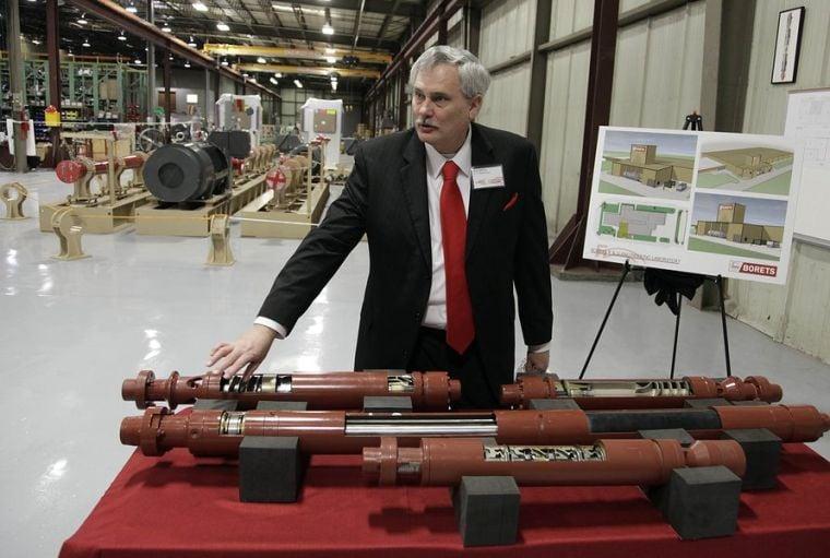 Borets-Weatherford breaks ground on Tulsa R&D lab