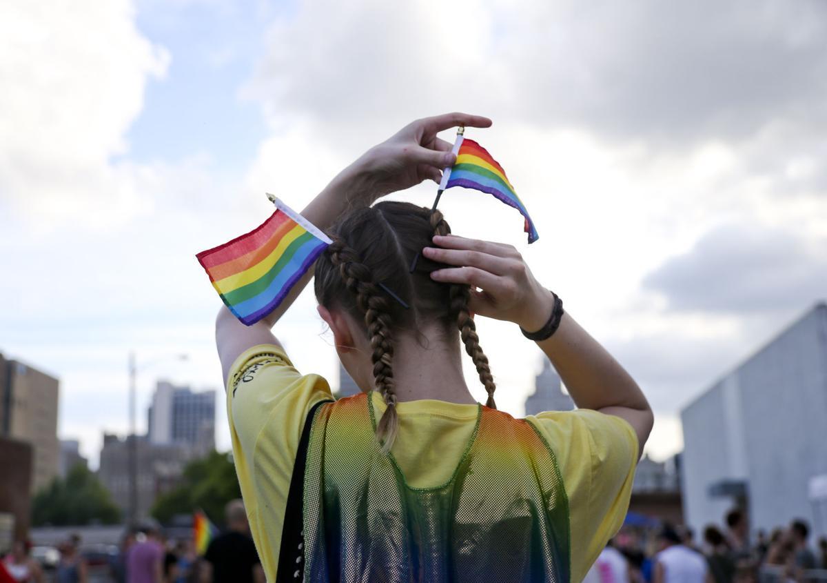 from Jaden sidney gay parade