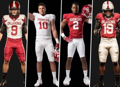 new style 9407b fb8bb The Picker: Verdict is in on OU alternate uniforms | Sports ...