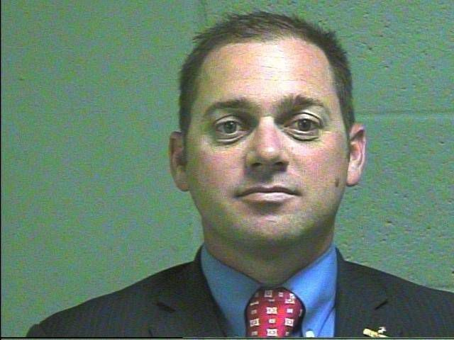 Marlatt arrested, booked on sexual battery charges