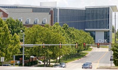 Chesapeake OKC headquarters