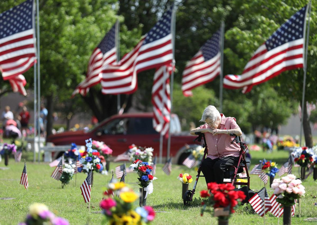 Memorial Day at Floral Haven Cemetery (copy)