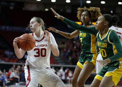 OU vs Baylor Women's basketball