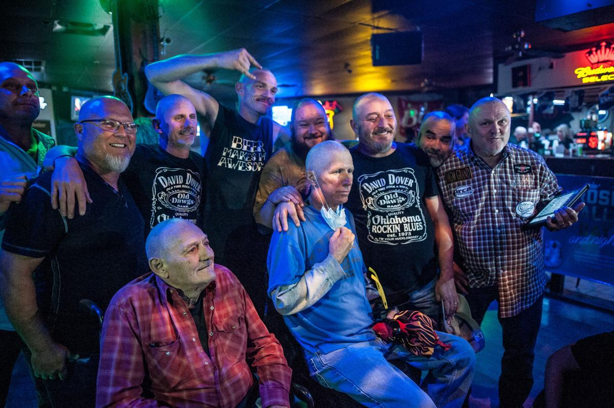 Battling Throat Cancer Local Musician David Dover Sat Down For