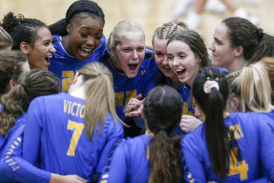 5A Volleyball State Championship