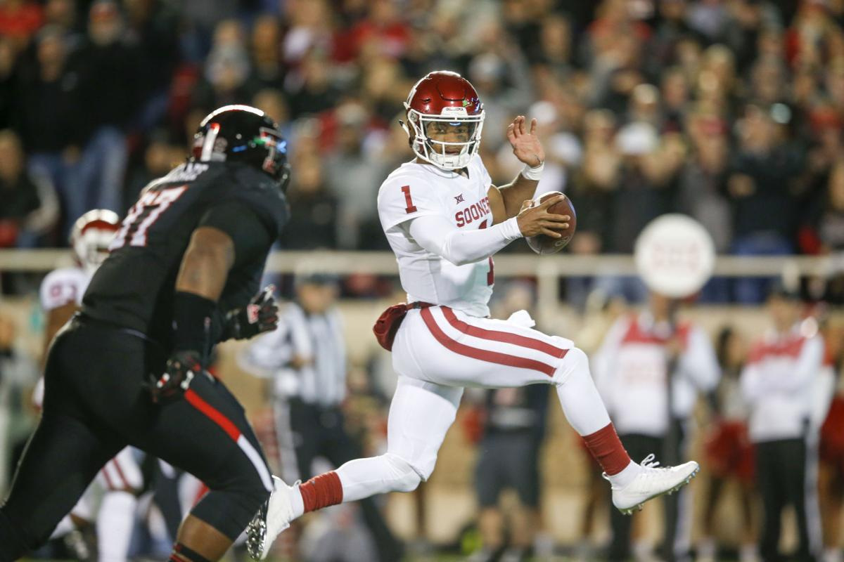 OU football: Sooners continue climb in College Football ...