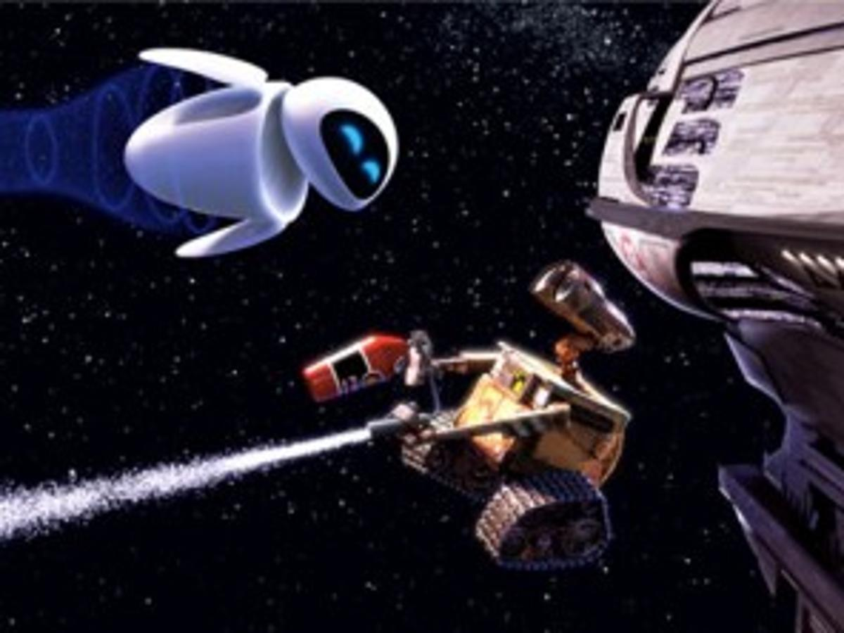 WALL-E' is one of the best (and most romantic) movies ever | News |  tulsaworld.com