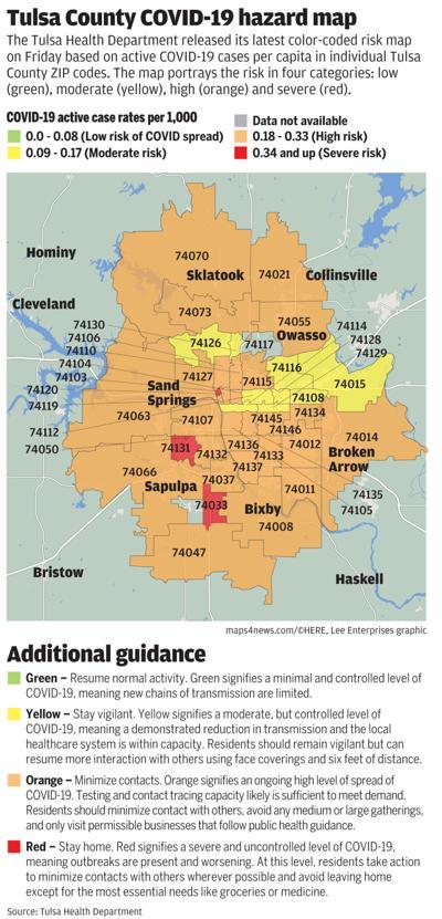 #6174_101720_Tulsa County COVID-19 hazard map