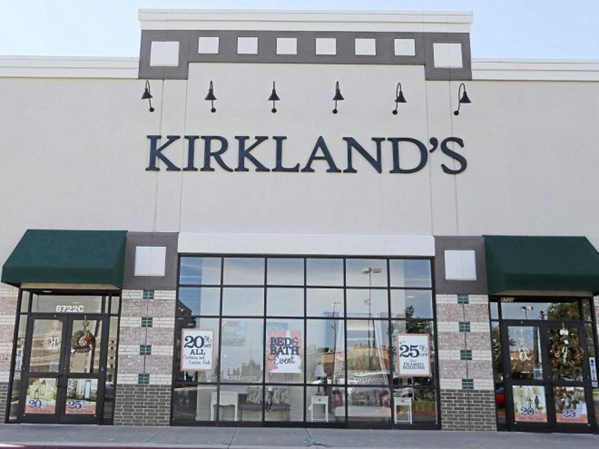 Kirkland's home decor store opens new site in Tulsa Hills; grand ...