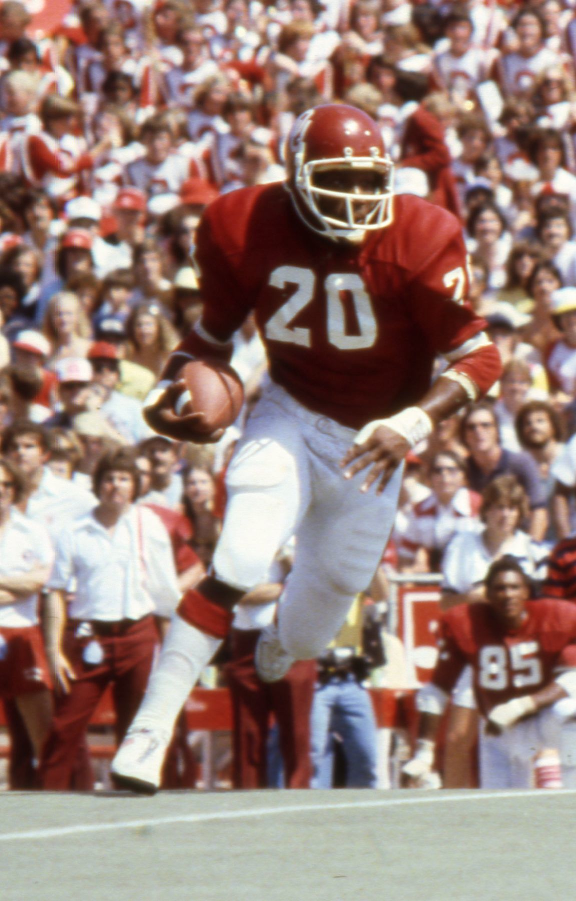 Legendary Sooner running back Billy Sims set to appear in Owasso  hot sale