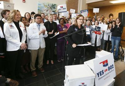 YES ON 802 MEDICAID EXPANSION