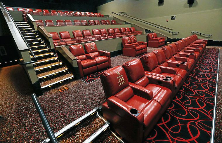 AMC Southroads 20 renovations are complete : amc theaters recliners - islam-shia.org
