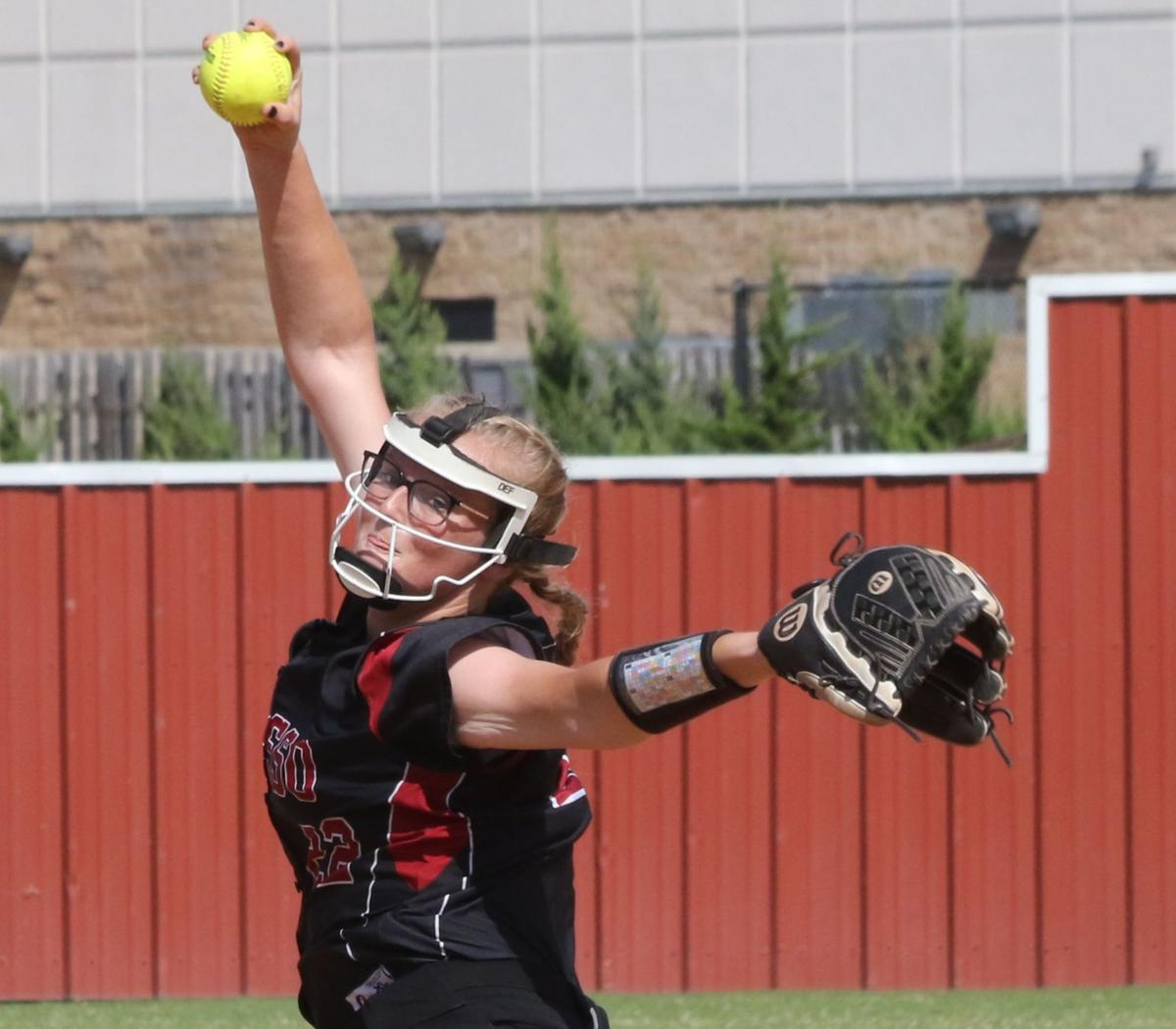 Owasso's Rylie Boone, Jordan Hausher, Journey Staggs named to All