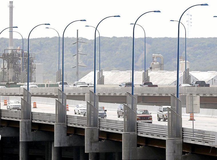 I-244 bridge