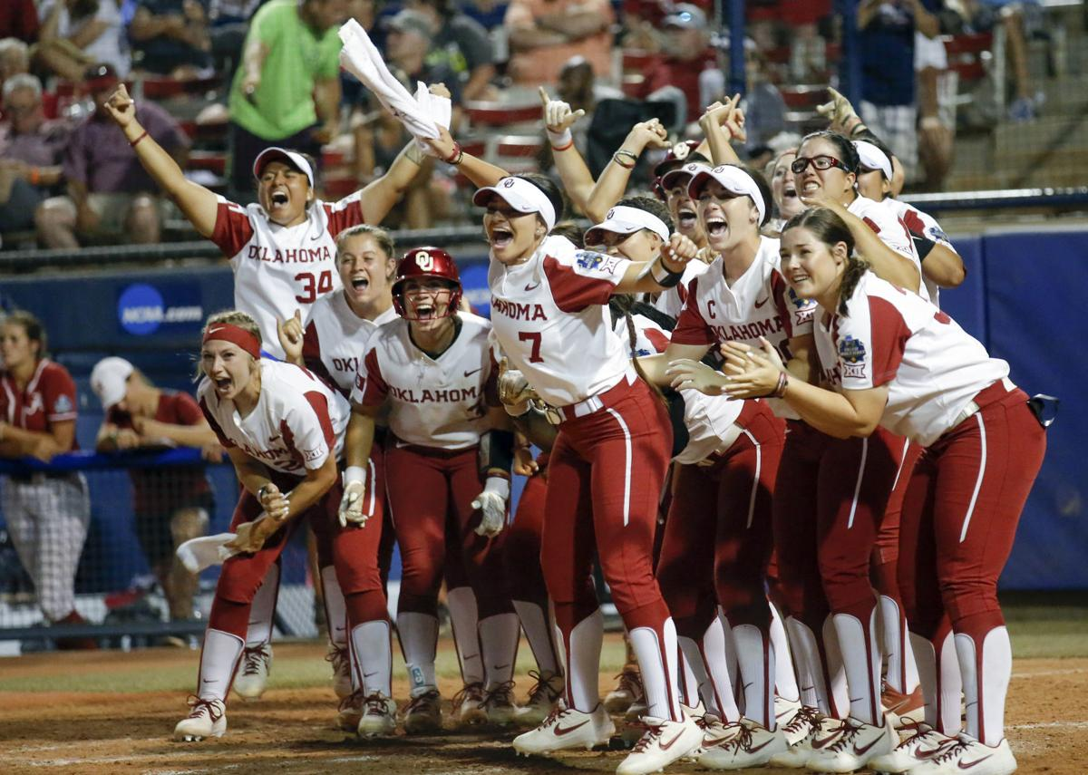 WCWS OU ALABAMA GAME 2