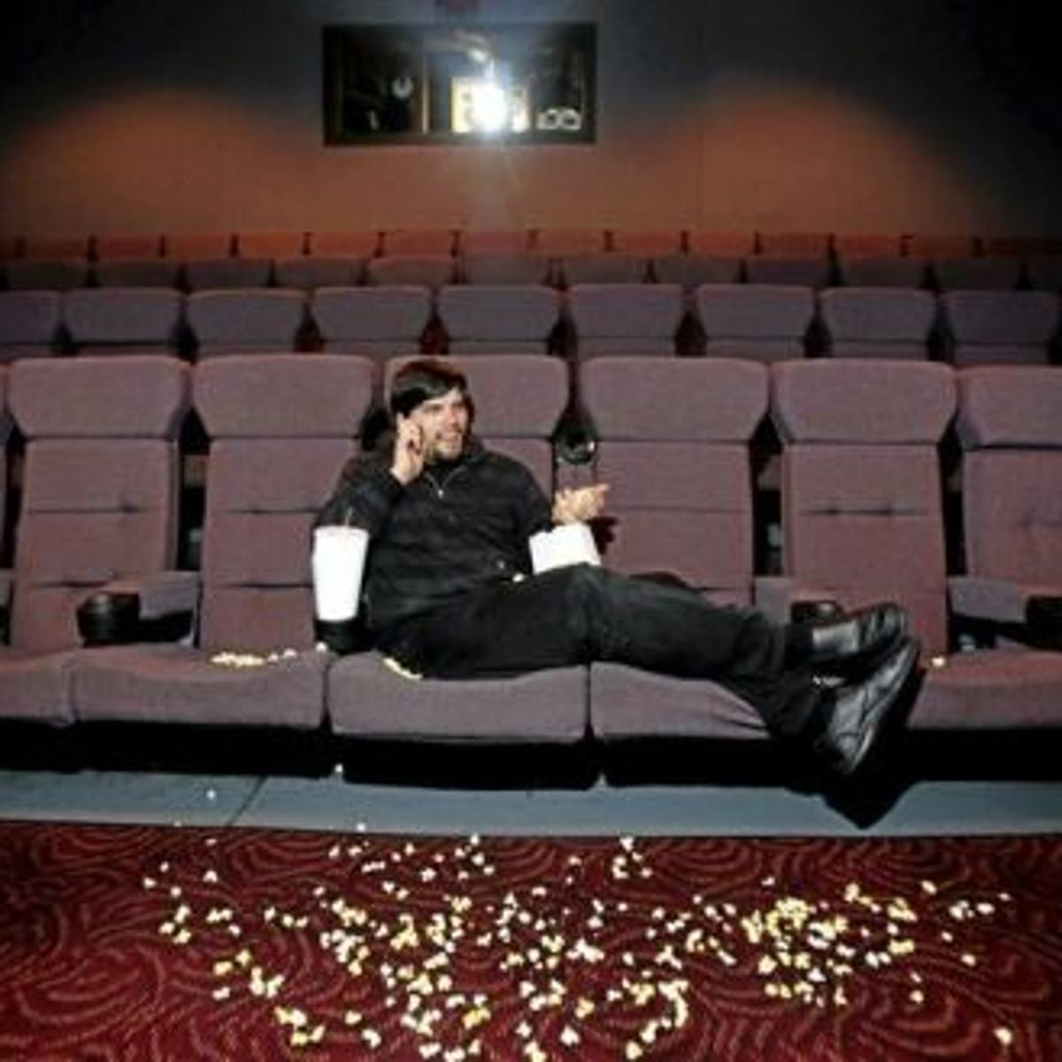 Readers Chime In On Topic Of Movie Theater Etiquette Movies Tulsaworld Com