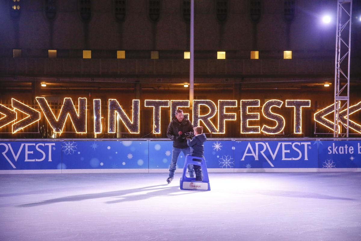 Arvest Tulsa Winterfest 2020 Christmas Tree Dates announced as Arvest Winterfest returns for 12th year