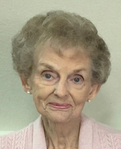 Mary Allene McAlister