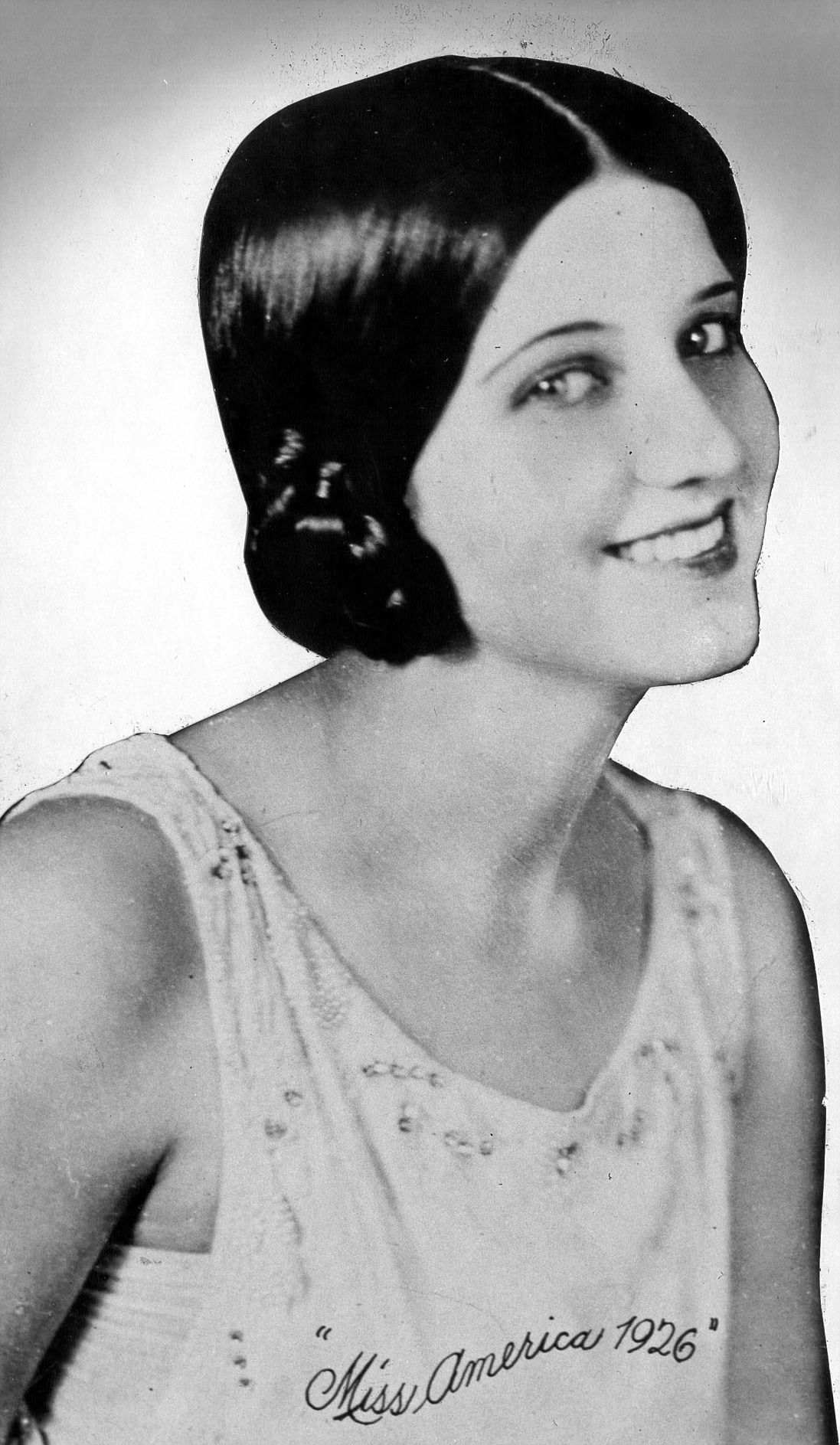 Norma Smallwood portrait