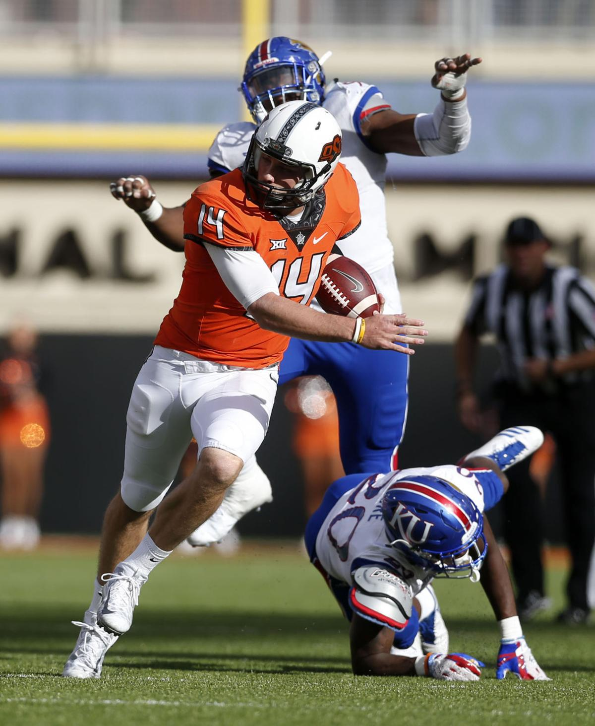 This week in Oklahoma State football: When will the ...