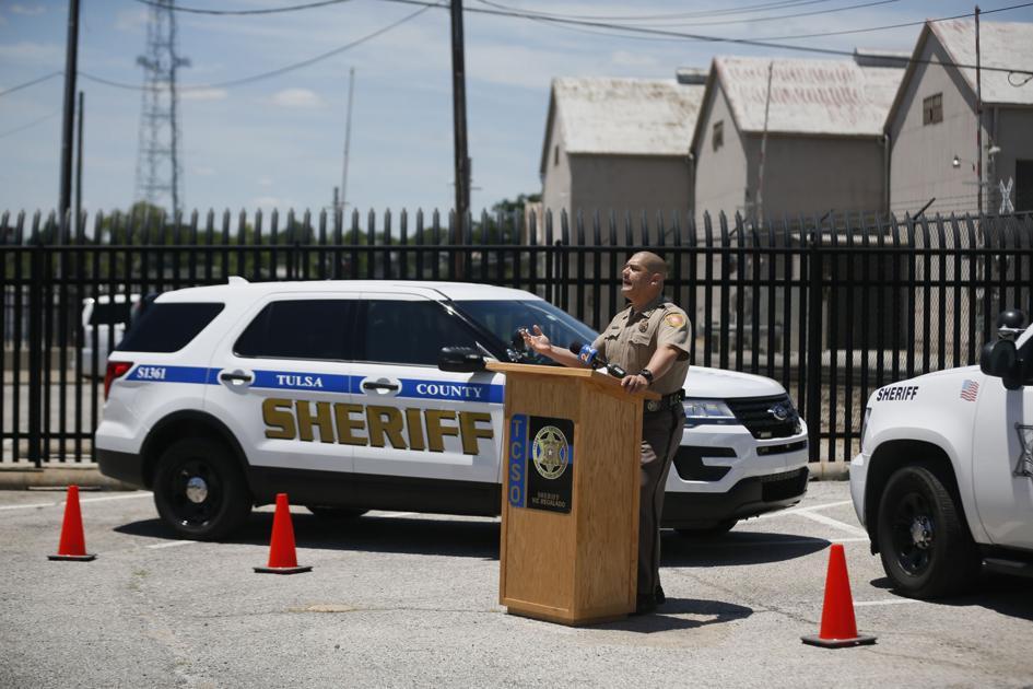Used Cars Tulsa >> 'Thin Blue Line' design coming to Tulsa County Sheriff's Office patrol cars | Metro & Region ...