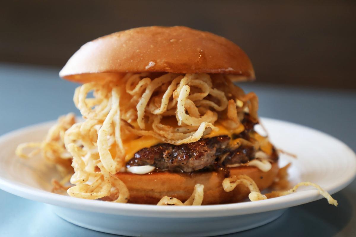 Society Okie burger