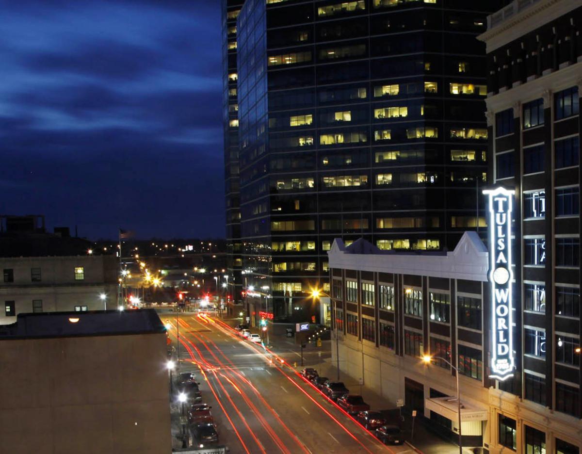 Tulsa World Building