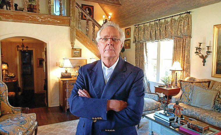 Renowned Tulsa Based Interior Designer Charles Faudree Dies At 75