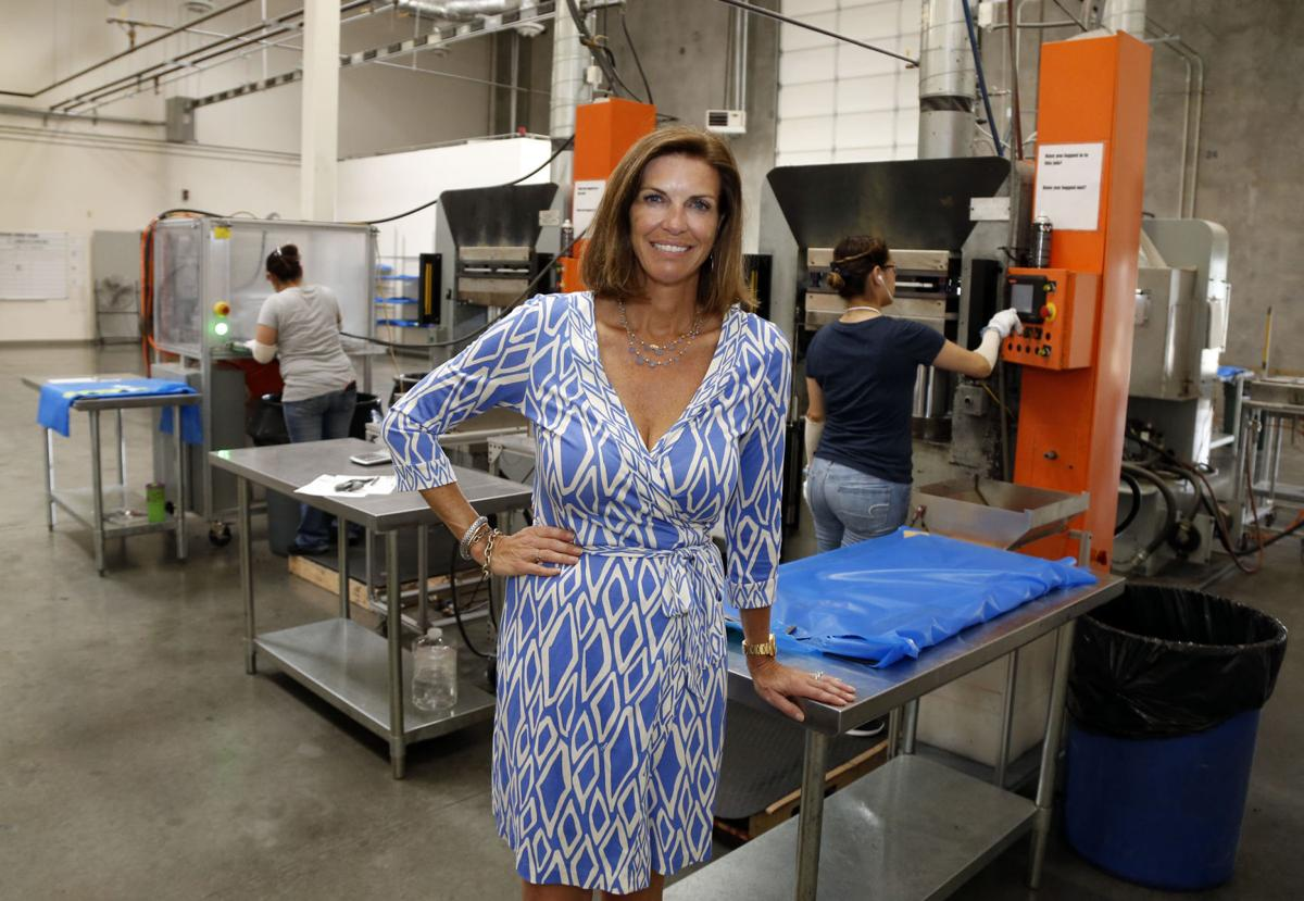 Local Manufacturer Fills Need For Precision Rubber Parts