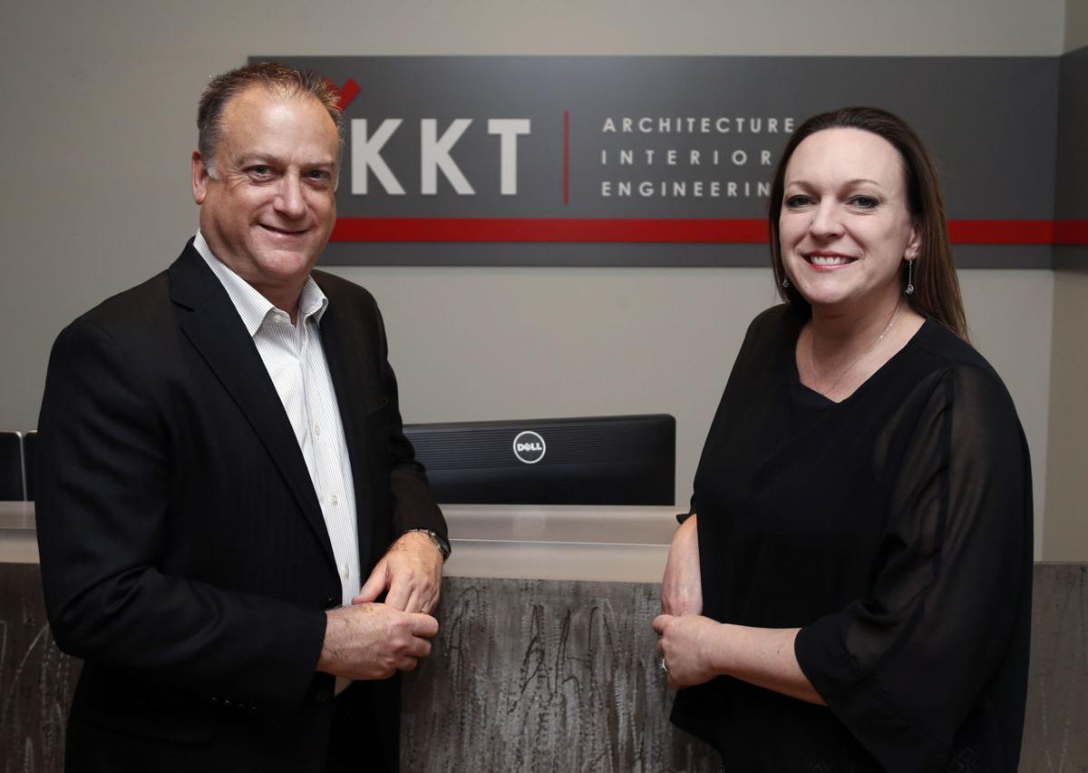KKT: Andy Kinslow and Sarah Gould