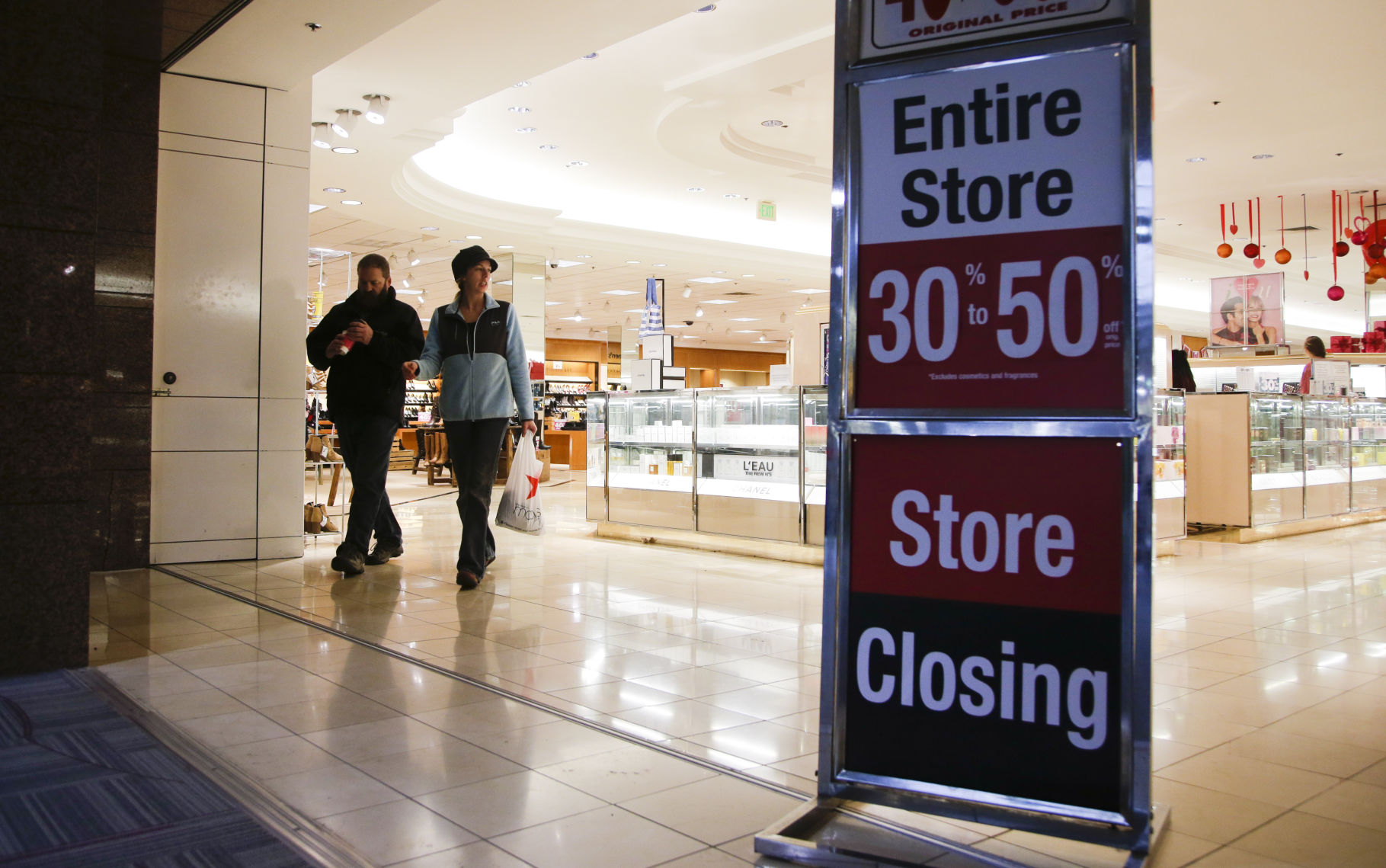 Driving forces of retail industry