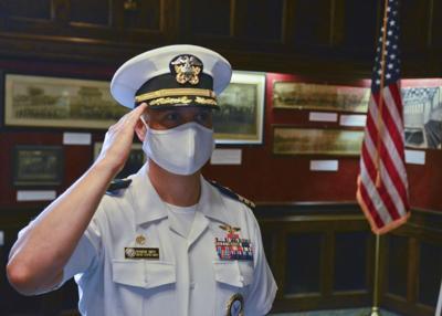 Commander Brandon Smith