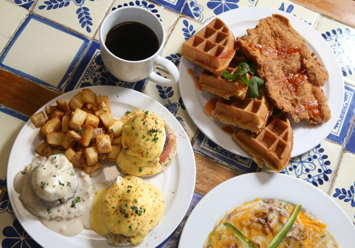 The Deuce chicken and waffles 2