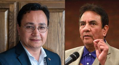 Cherokee Nation elected officials