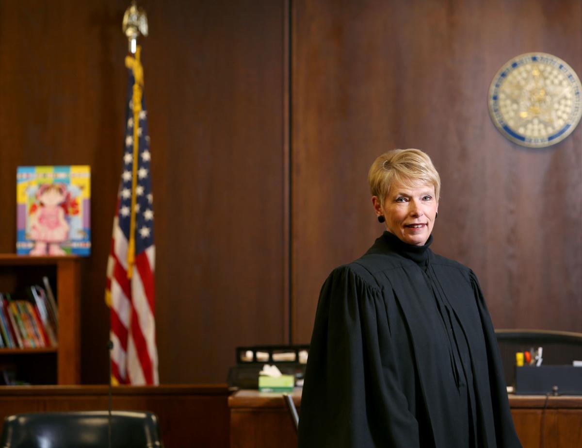 Judge Doris Fransein
