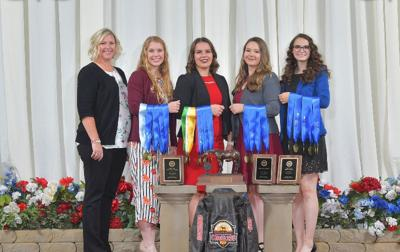 All American Quarter Horse Congress Show