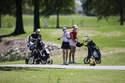 6A Girls Golf State Tournament