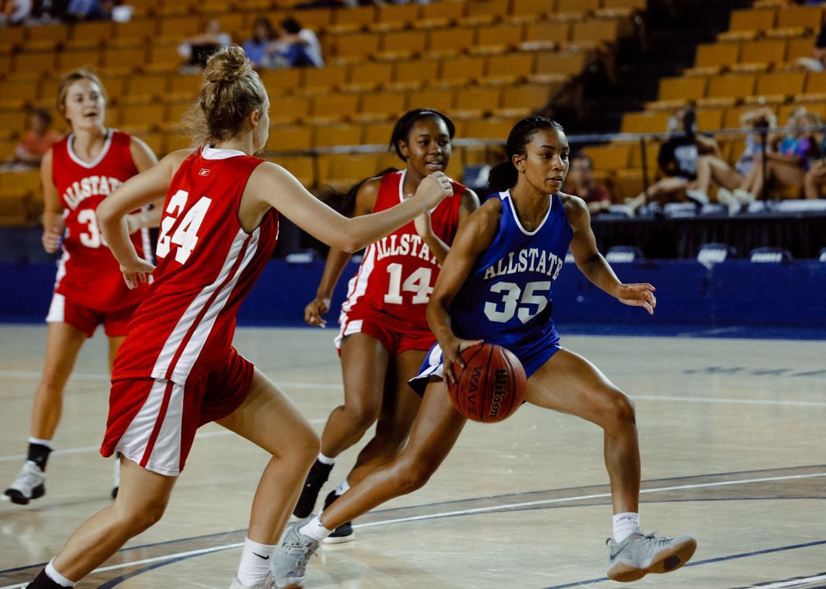 All State Girls Basketball